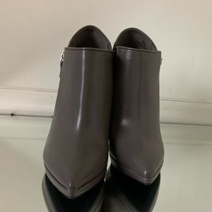 Limelight Gray Booties